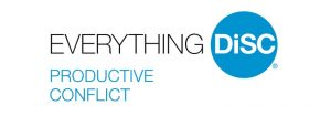 Everything DiSC Productive Conflict logo